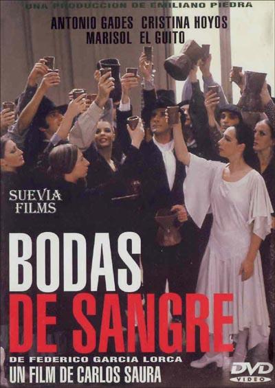 Bodas de sangre di Carlos Saura (1981)